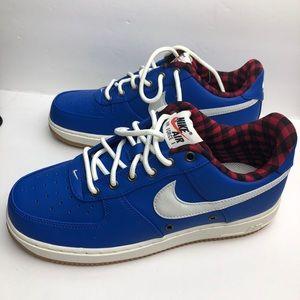 Nike Air Force 1 style #718152-406 Lumberjack